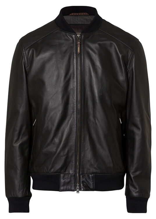 leather jacket Lavello L image number 0