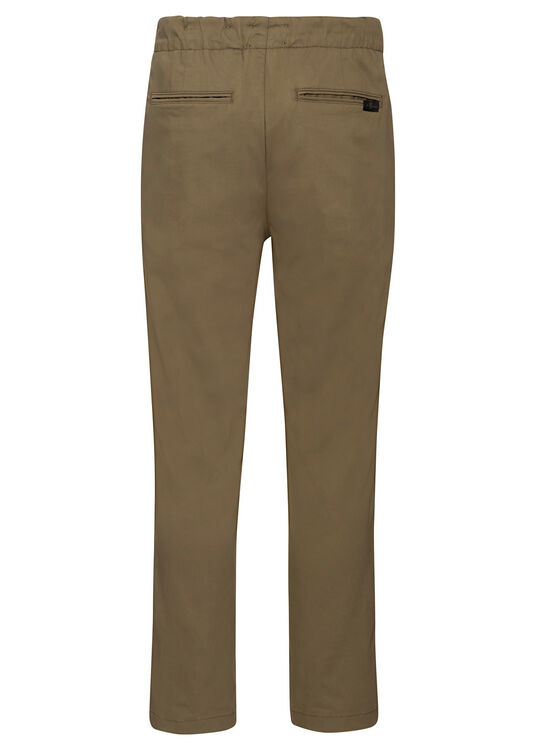 JOGGER CHINO Tech Series Olive Green image number 1