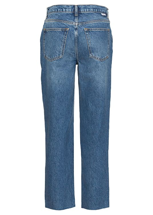 -TOMMY HIGH RISE STRAIGHT JEAN, Blau, large image number 1