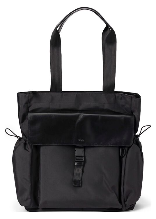 Cosmos Backpack Tote, Schwarz, large image number 0