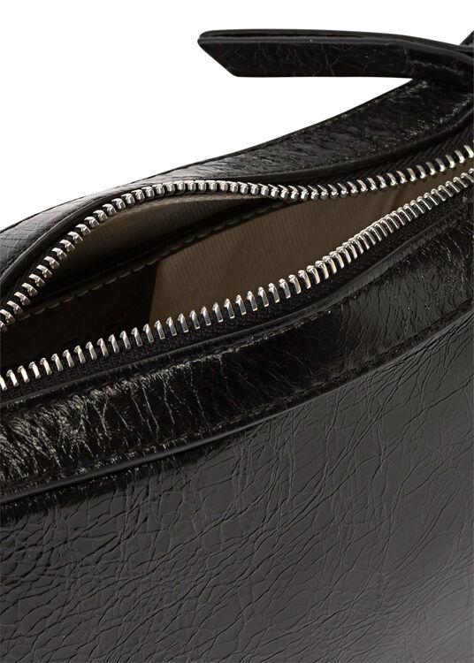 Soho Black Creased Leather image number 3