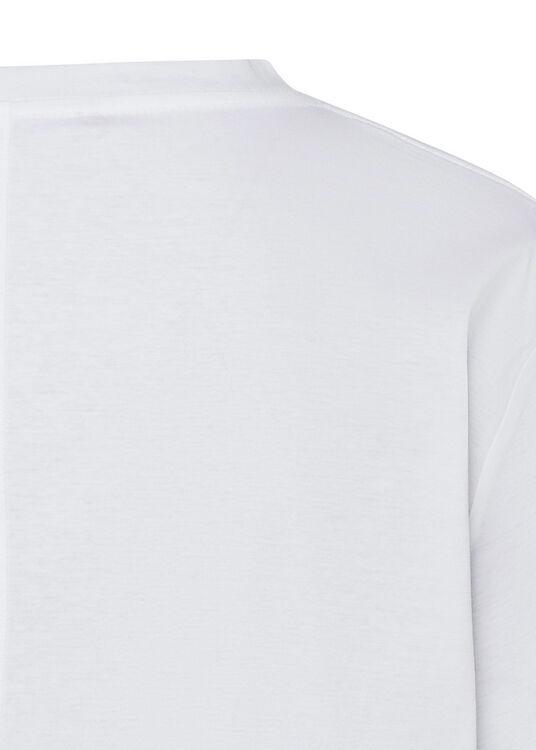 T-Shirt mit Logo-Prin image number 3