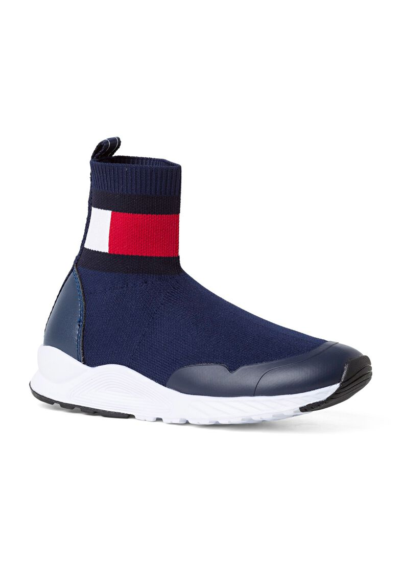 Sock Sneaker, Blau, large image number 1