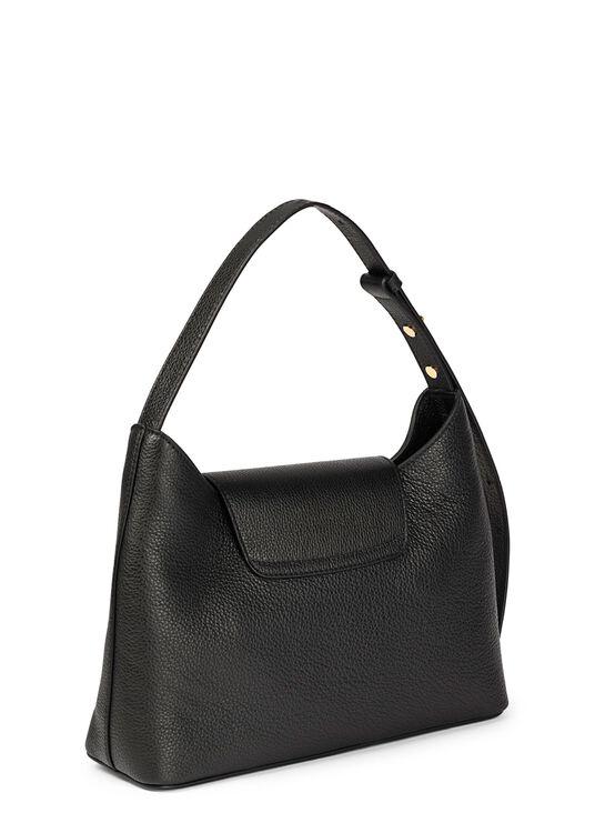 Kitten Leather Shoulder Bag image number 1