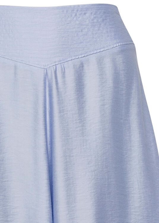 chic twill skirt image number 2