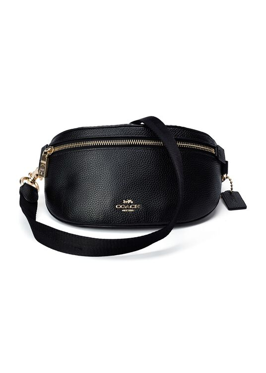 polished pebble fanny pack image number 0