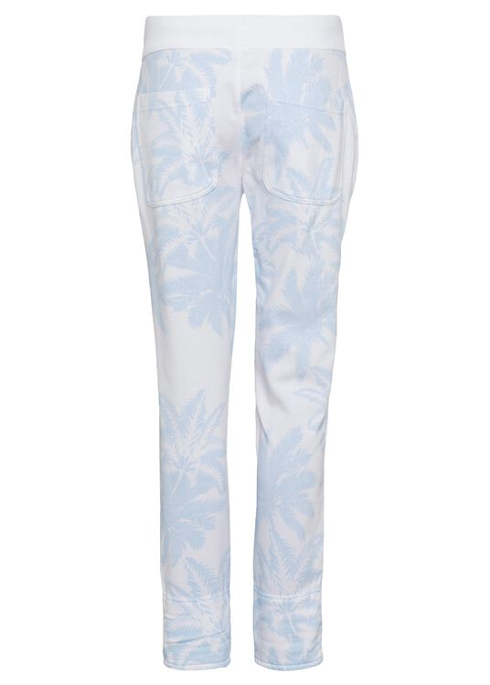 Fleece Trousers Turn, Weiß, large image number 1