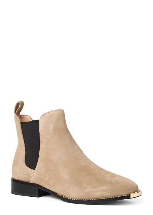 4_Nichole Chelsea Suede image number 1