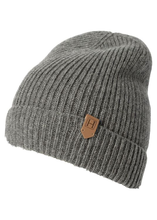 ECO CASH BEANIE, Grau, large image number 0