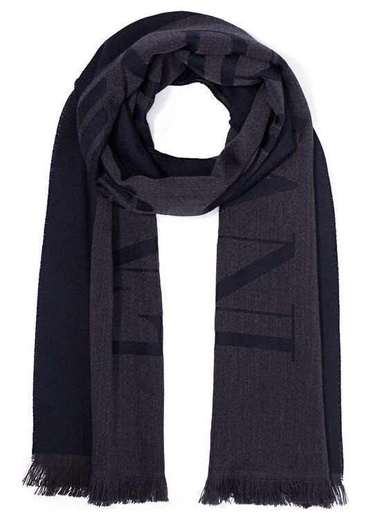 WOVEN SCARF 38X175 W image number 0