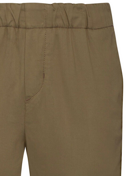 JOGGER CHINO Tech Series Olive Green image number 2