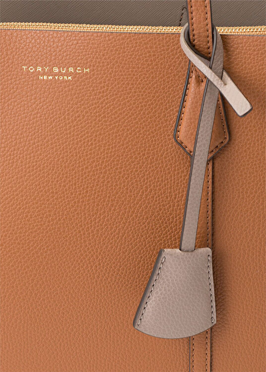 PERRY TRIPLE-COMPARTMENT TOTE image number 2