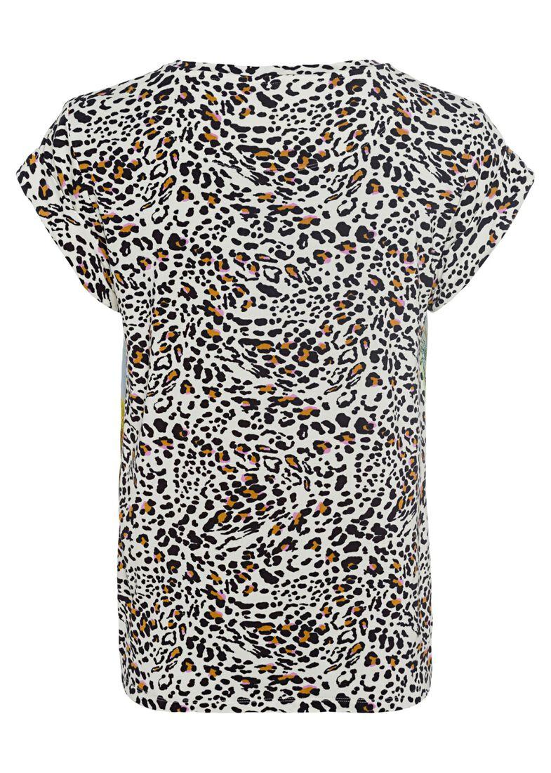 Blusenshirt, Mehrfarbig, large image number 1
