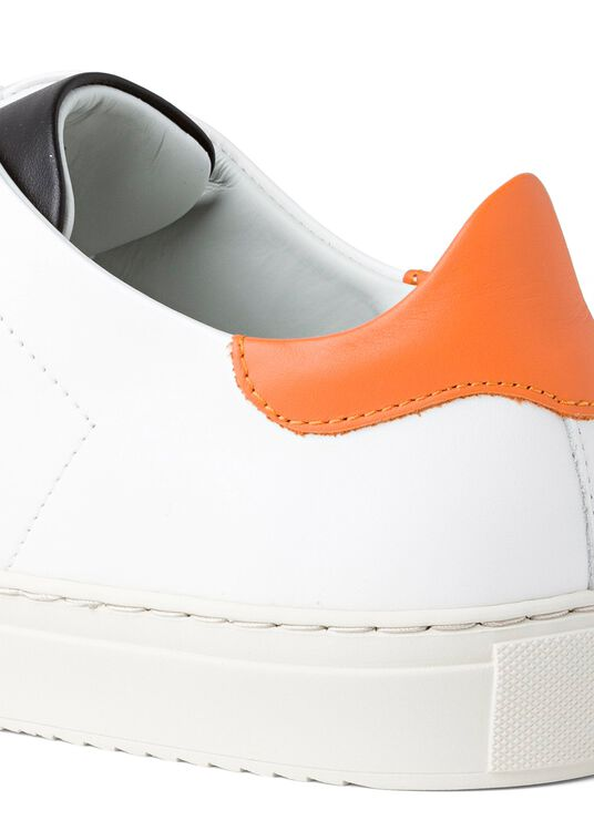 Clean 90 Sneaker - White Leather image number 3