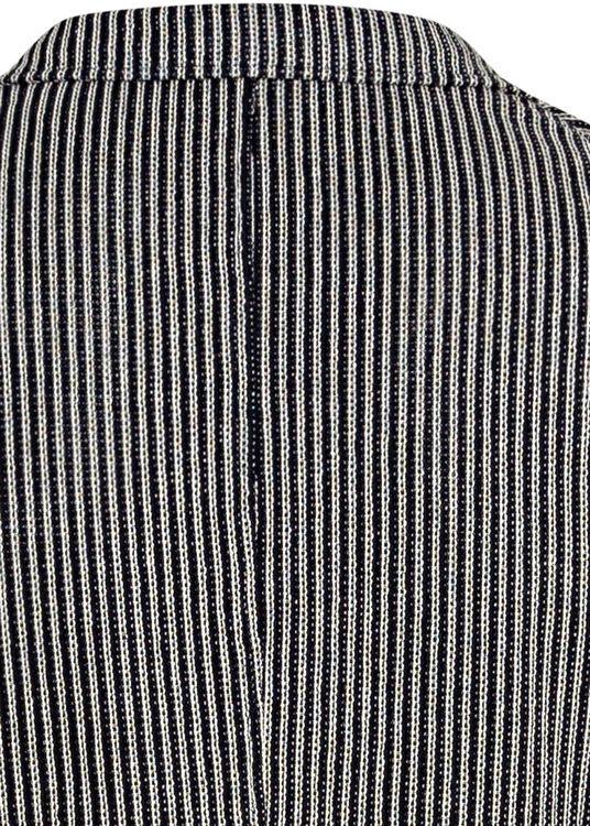 Strick Blazer Gestreift image number 3