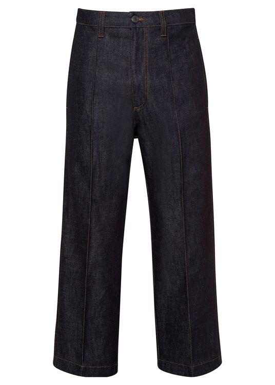 LARGE PLEATS TROUSERS image number 0