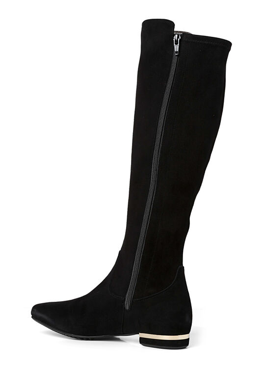 VELOUR BOOT image number 2