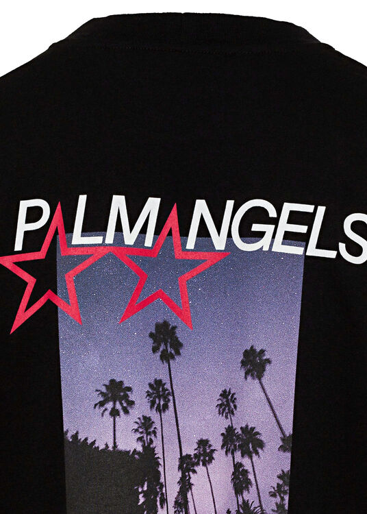 STARS AND PALMS LOOSE TEE image number 3