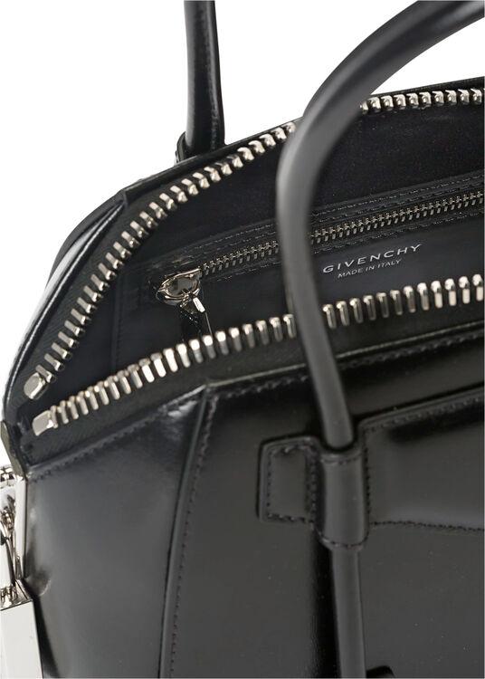 ANTIGONA LOCK - MINI ZIPPED BAG image number 3
