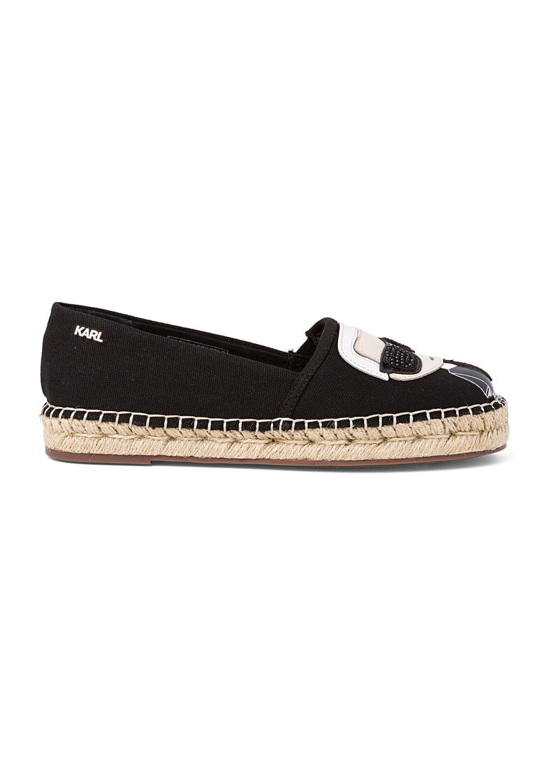 KAMINI Karl Ikonic Slip On, Schwarz, large image number 0