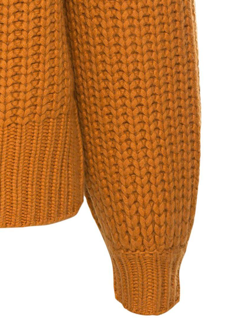 Sweater, Orange, large image number 3