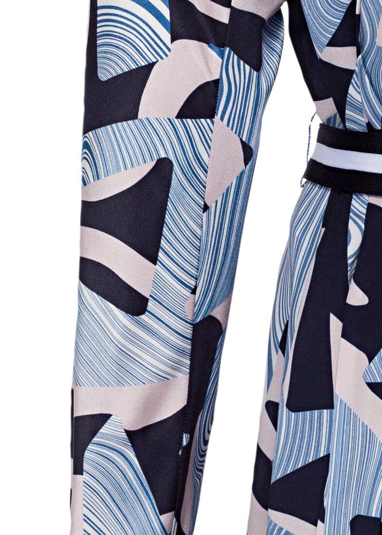 Kleid, Blau, large image number 3