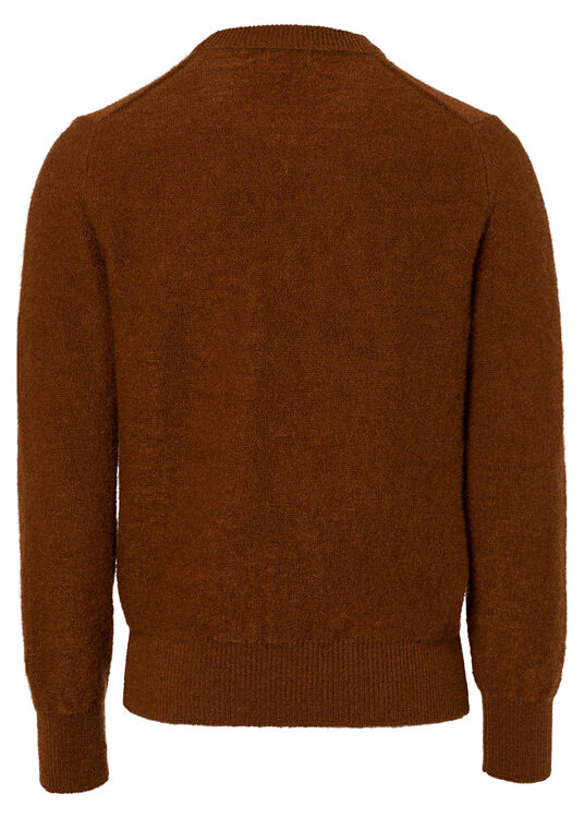 ROUND NECK SWEATER image number 1