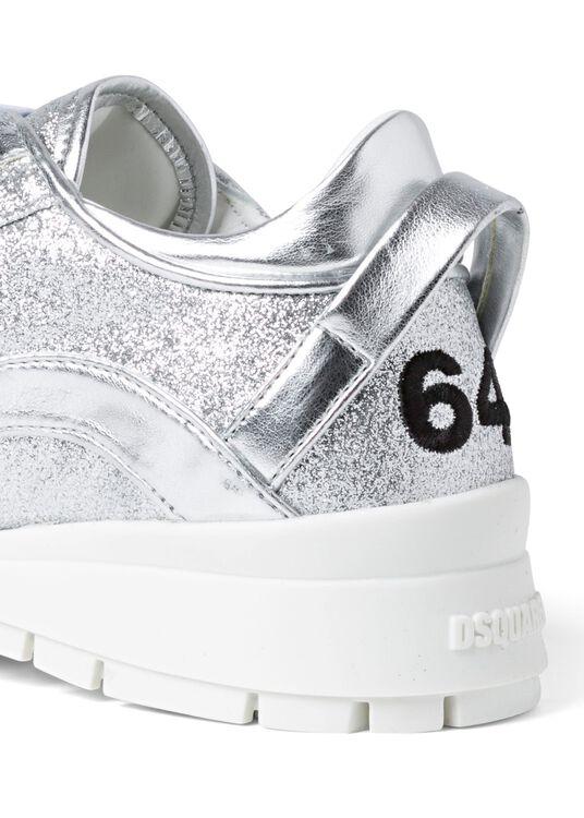 551 Sneaker Glitter Nubuck image number 3