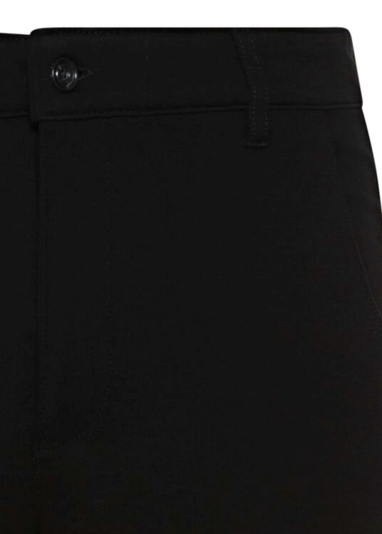 TRAVEL CHINO Double Knit  Black image number 2