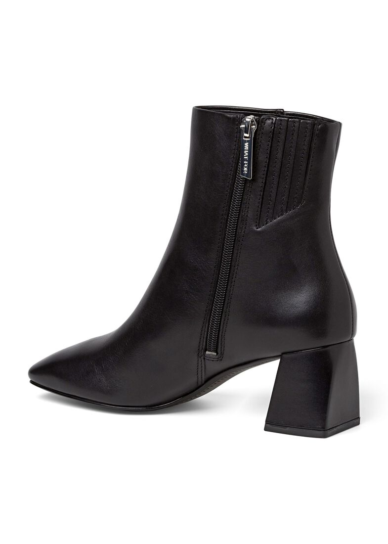 2_Giselle Ankle Boot Calf, Schwarz, large image number 2