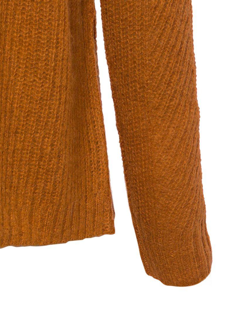 Pullover, Orange, large image number 3