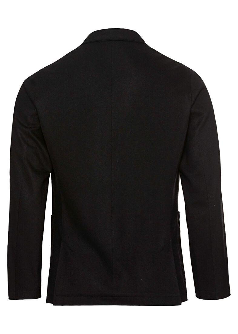 GASPARER   wool blazer men, Schwarz, large image number 1