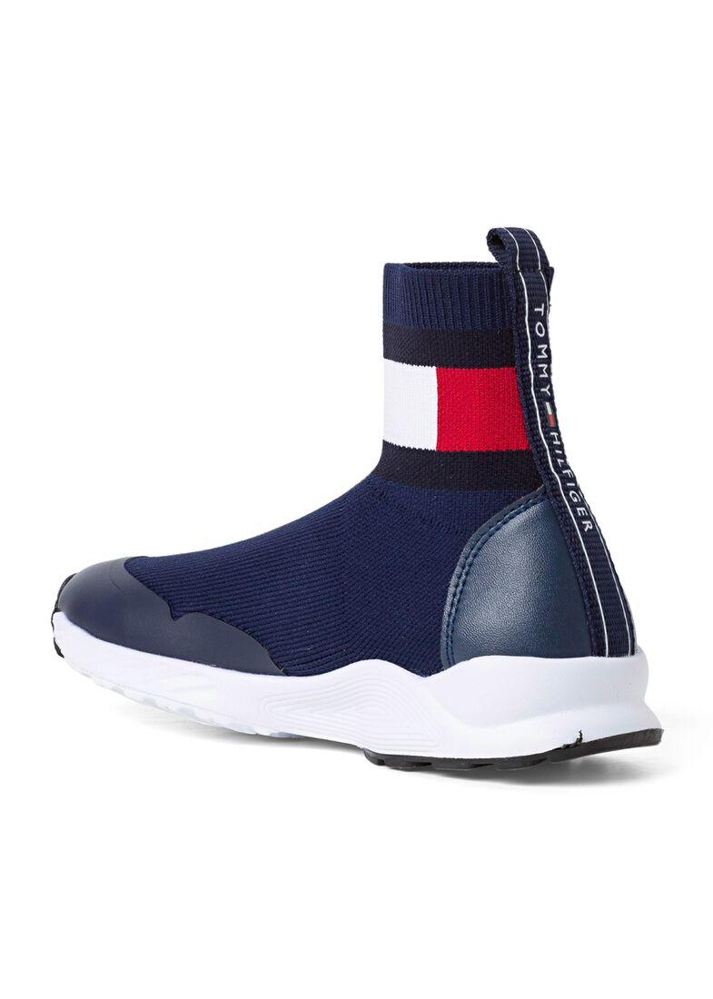 Sock Sneaker, Blau, large image number 2
