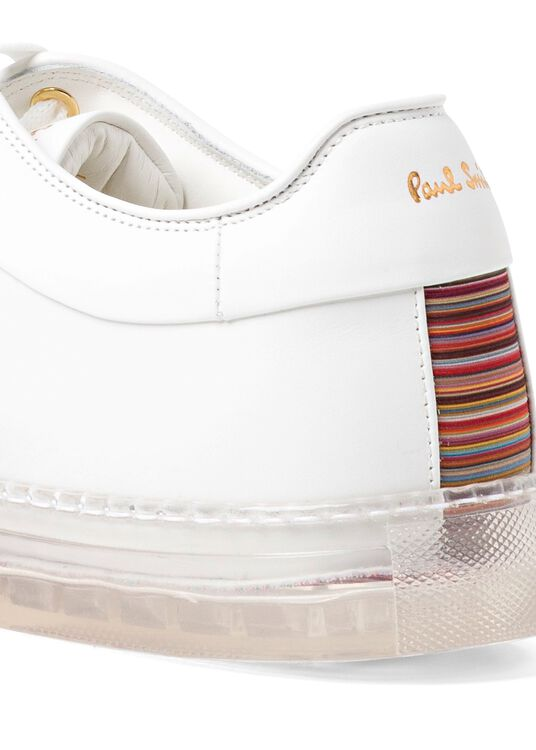 MENS SHOE NASTRO WHITE image number 3