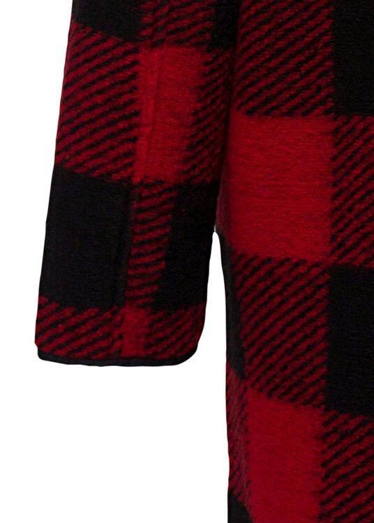 W'S GENTRY COAT, Rot, large image number 3