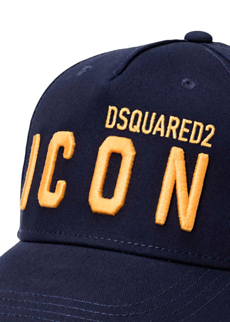 ICON Basecap, Blau, large image number 1