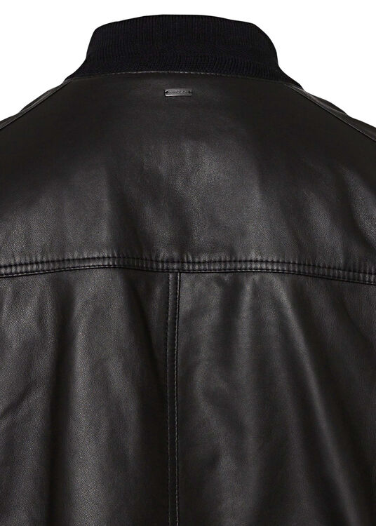 leather jacket Lavello L image number 3