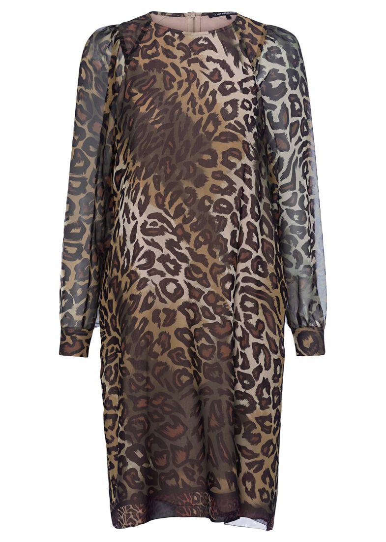 Kleid, Mehrfarbig, large image number 0