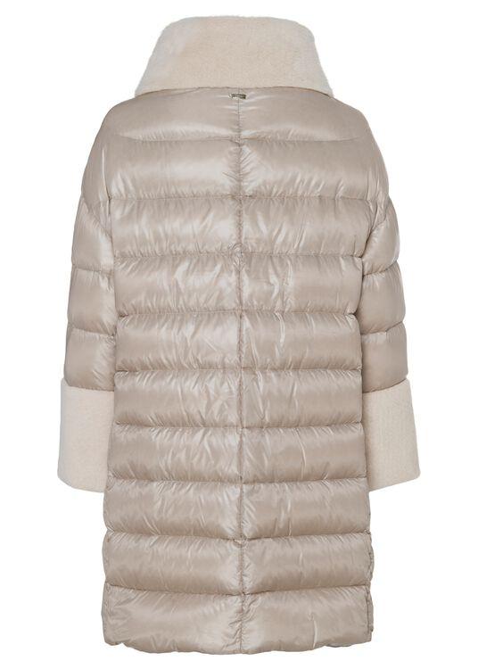 Woman's Woven Half Coat image number 1