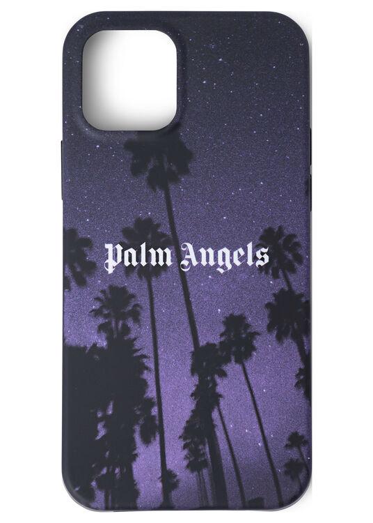 STARS&PALMS IPH CASE 12/12PRO BLACK WHIT image number 0