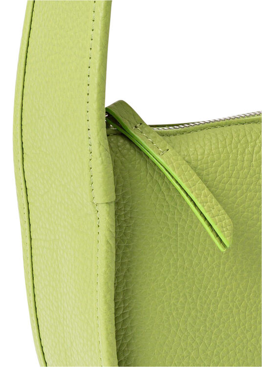 Mechi Lime Green Flat Grain Leather image number 2