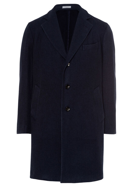 Washed Wool Coat SB image number 0