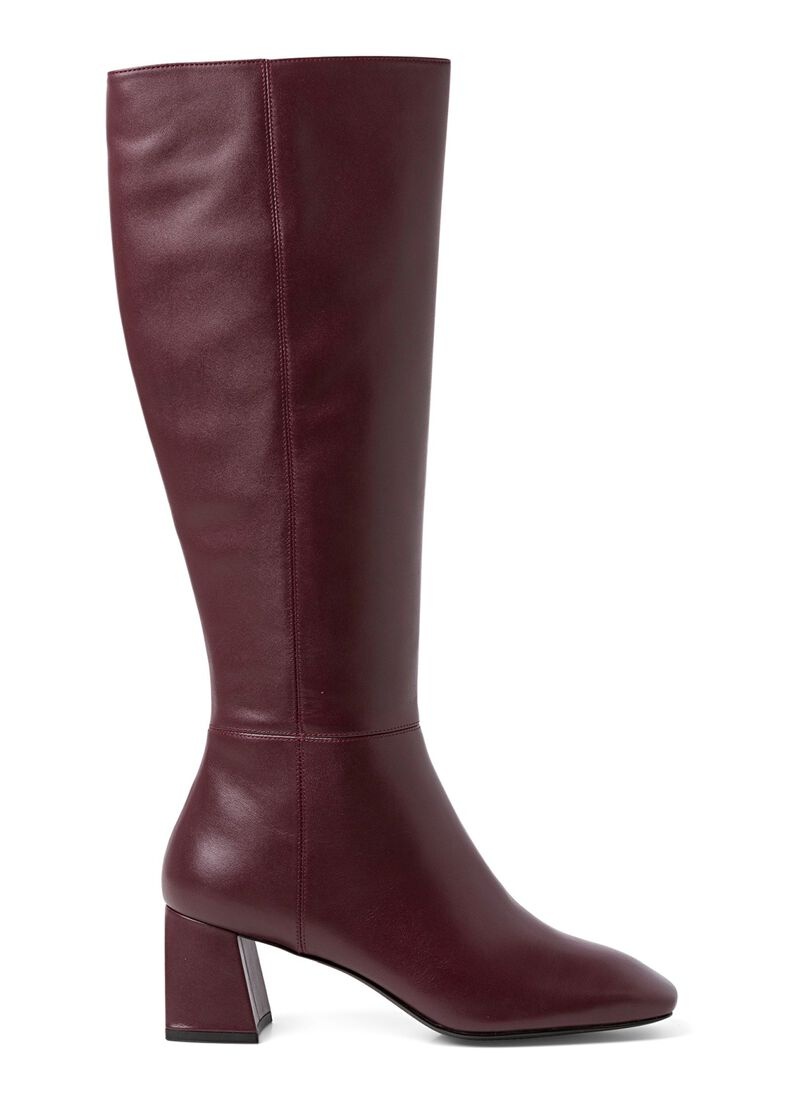 1_Giselle Knee Boot Calf, Rot, large image number 0