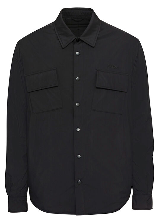 PADDED BUTTON UP SHIRT image number 0