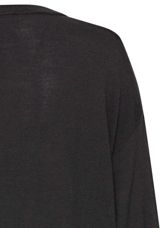 Woll-Pullover mit Fransen image number 3