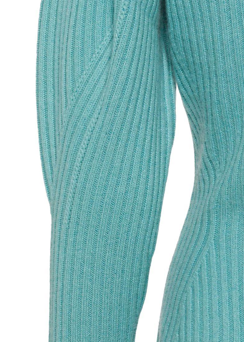Ladybeetle Draped Sweater, Blau, large image number 3