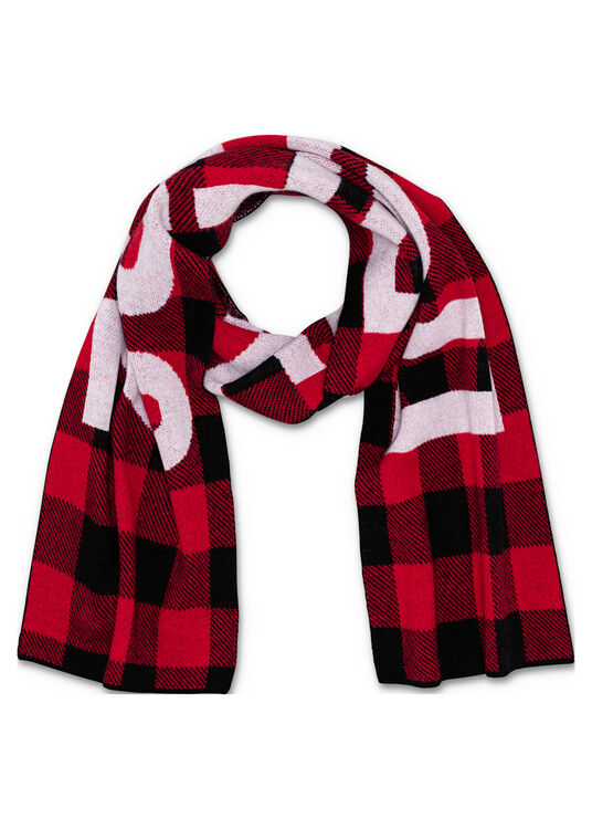 BUFFALO DSQUARED2  KNIT SCARF image number 0