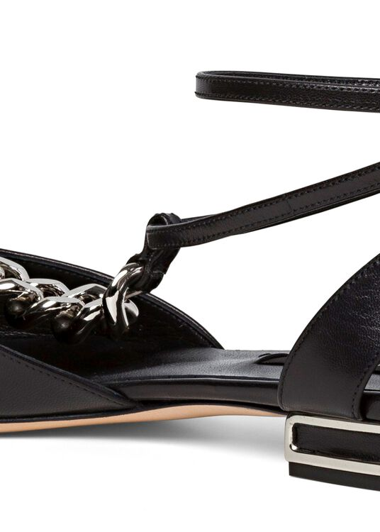 Chain Flat Sandal image number 3