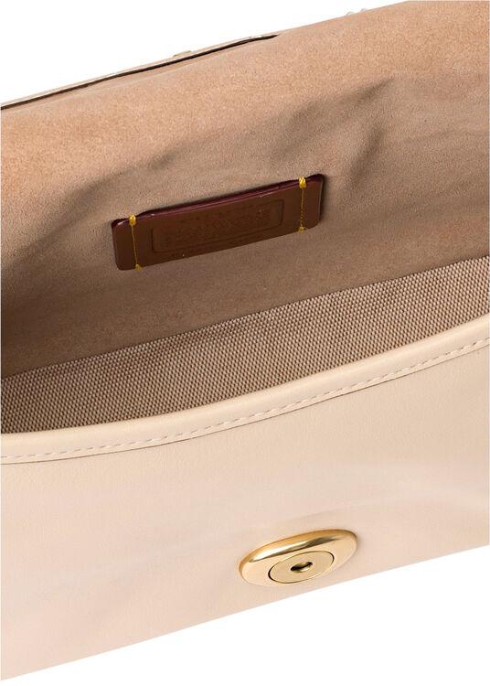 soft calf leather tabby shoulder bag image number 3
