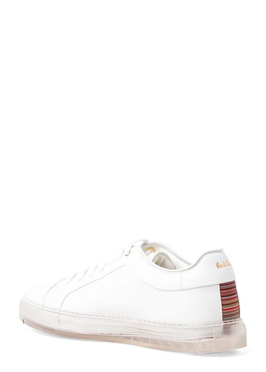 MENS SHOE NASTRO WHITE image number 2
